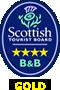 Visit Scotlad 4 star award
