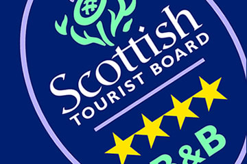 Scottish Tourist Board 4 Star B&B Gold Award
