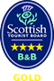 Visit Scotlad 4 star award